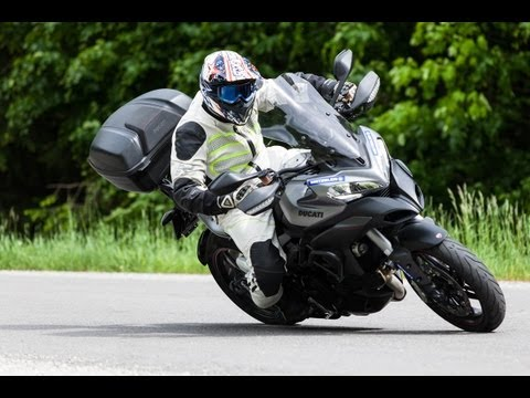 Reiseenduro Vergleich | Ducati Multistrada 1200 S GT | 2013