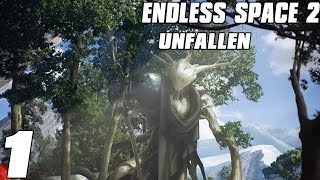 Endless Space 2 Gameplay - Unfallen Part 1 Full Release
