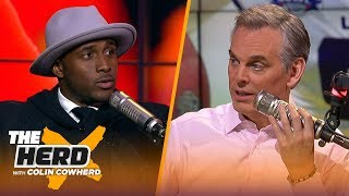 Chiefs win vs Texans was Andy Reid's best coaching job, talks Clemson vs LSU— Reggie Bush | THE HERD