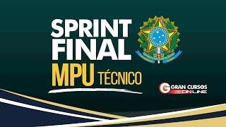 Sprint Final MPU – Técnico | AFO