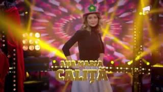 Ana Maria Caliţa moment demn de finala iUmor