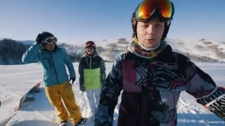 Школа сноуборда| Сезон 9 урок 1| Управление телом