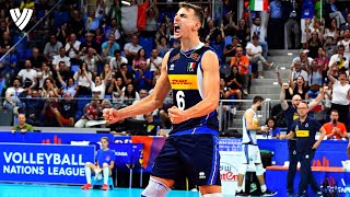 STUFFED BLOCKS by Giannelli | Player of the Week | Highlights Volleyball World