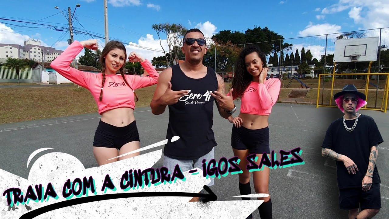 Igor Sales -Trava com a cintura - Coreografia Cia Zero 41.