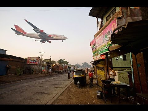 Project Affected People Survey in Airport Slum Areas Deferred