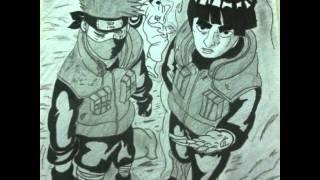 Drawing naruto song hotaru hikari