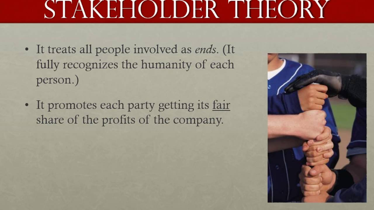 "walmart stakeholders and shareholder theory Stakeholder vs shareholder the central objective of the firm and its managers is making optimal tradeoffs and that of value maximization, ie maximizing there are two theories proposed to achieve the firm""s objective which are the ""stakeholder theory"" and ""shareholder theory."