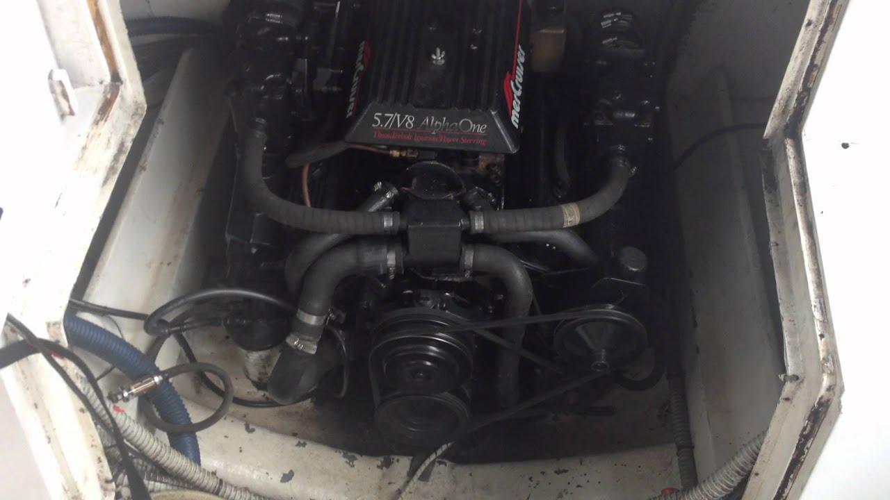 Mercruiser 5 7 V8 Completo Com Rabeta Alpha One A Venda