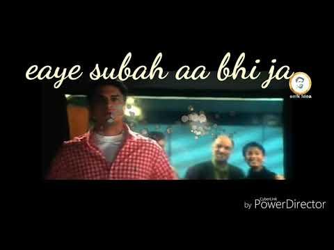 aa bhi ja aye subah aa bhi ja sad song orom Sur movie