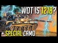 ► WOT is 121B And This Special Camo? - World of Tanks 121B Gameplay