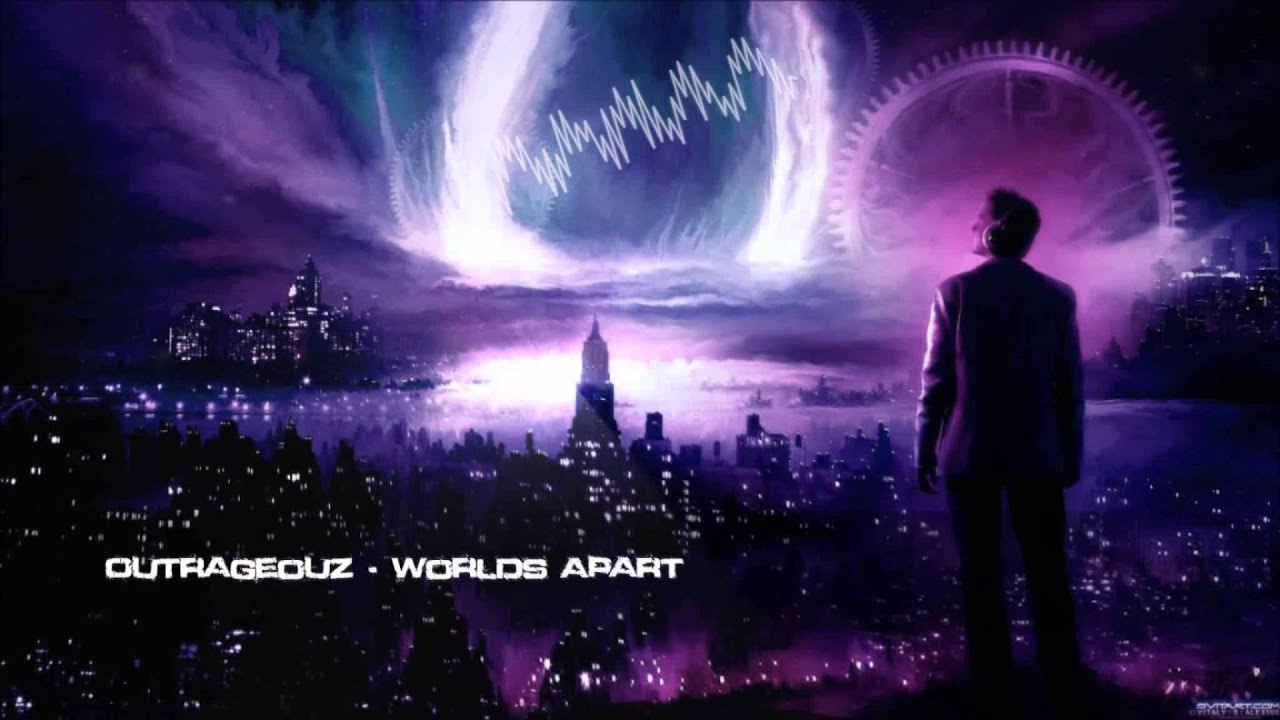 Outrageouz - Worlds Apart HQ Free - YouTube