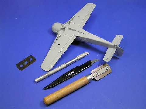 Great Guide Plastic Models - Riveting and Rescribing Panel Lines