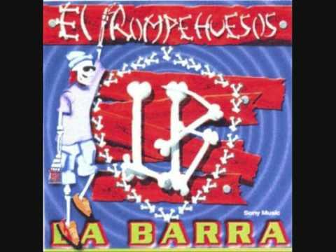 La Barra - No Te Pareces A Nadie