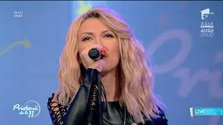 Andreea Balan - Tango in priviri live (Antena1)