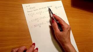 Урок №6 Задача на кредит (Закрепление)