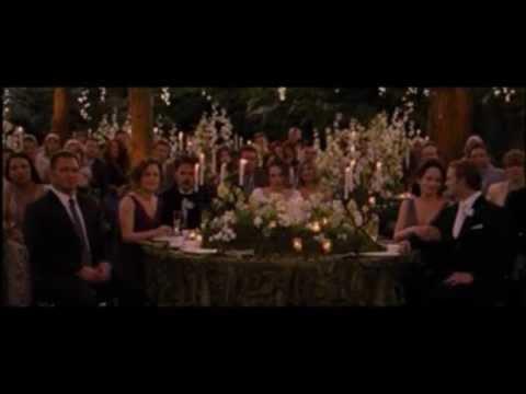 Discursos de la Boda De Edward & Bella (Amanecer Part 1) [Español]