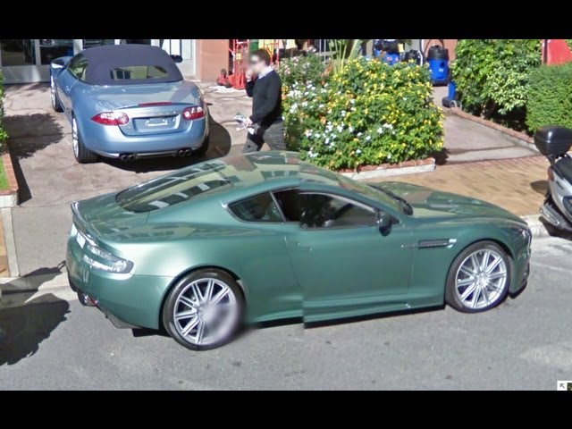 Dashboard Video Fipeux Google Street View Supercars Spotting