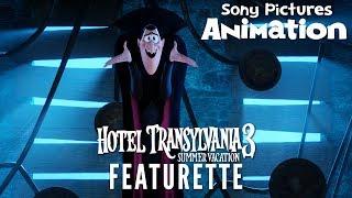 Creating Dracula With Director Genndy Tartakovsky | HOTEL TRANSYLVANIA 3