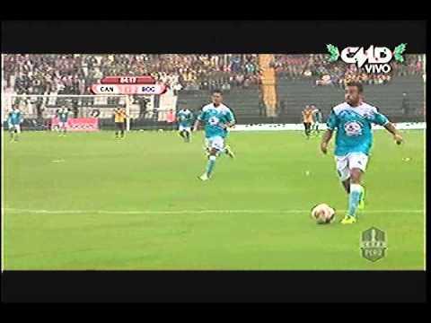 Cantolao vs La Bocana: Gol de Isidro Arroyo | Final - Copa Perú 2015