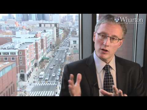 Prof. John Paul MacDuffie Talks About the Future of the American ...
