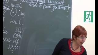 Русский язык - Суффиксы глаголов