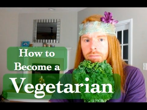How to Become a Vegetarian - Ultra Spiritual Life episode 3 - with JP Sears - YouTube