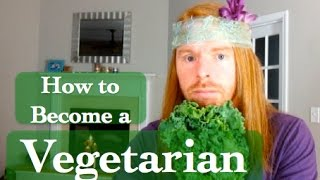 How to Become a Vegetarian - Ultra Spiritual Life episode 3 - with JP Sears
