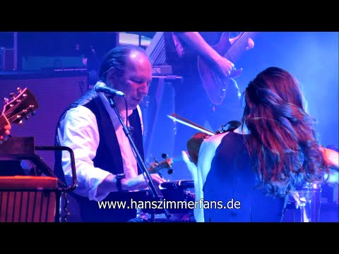 Hans Zimmer  Pirates of the Caribbean Medley  Hans Zimmer   Köln  28042016