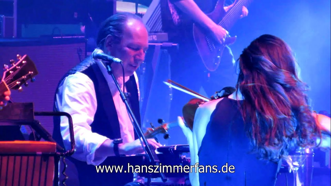 Download Hans Zimmer - Pirates of the Caribbean Medley - Hans Zimmer Live - Köln - 28.04.2016
