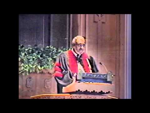The Bethany Hour- Dr William A. Jomes-From Footnote To Headl