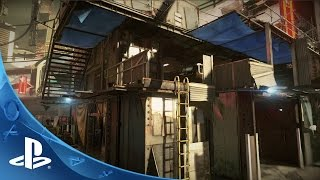 Killzone™ Shadow Fall Intercept | Co-Op Map Pack | Containment City & Checkpoint | PS4