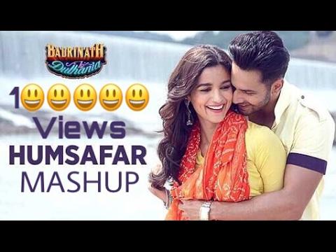"Humsafar / Mashup / ""Badrinath Ki Dulhania"" / Girish Marwaha"