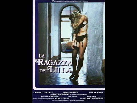 LA RAGAZZA DEI LILLA' (1985) Film Giallo con Brigitta Boccoli