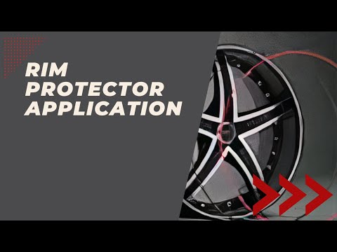 Rim Protection for Alloys and Mags Reduces Curbed Wheels
