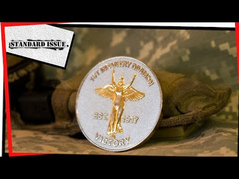 Military Challenge Coins | History And Tradition