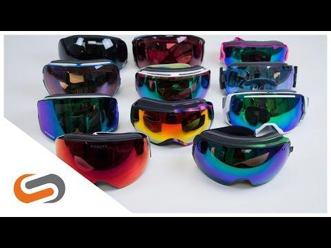 Best Ski & Snowboarding Goggles 2017 | SportRx
