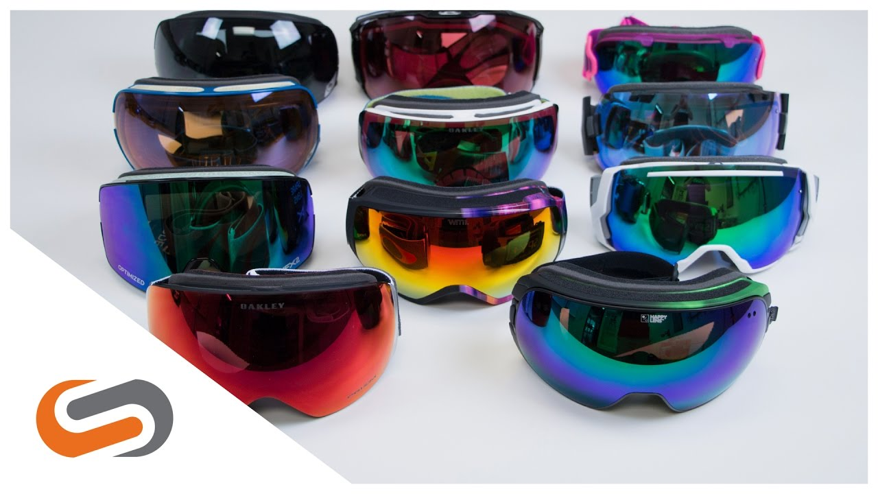 best oakley goggles for snowboarding  Best Ski \u0026 Snowboarding Goggles 2017