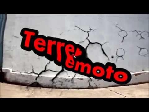 Terremoto - Banda Canal da Graça - coreografia - G.D.Emmanuel