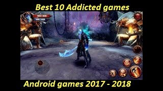 Best 10 Addicted offline android games of 2017 - 2018