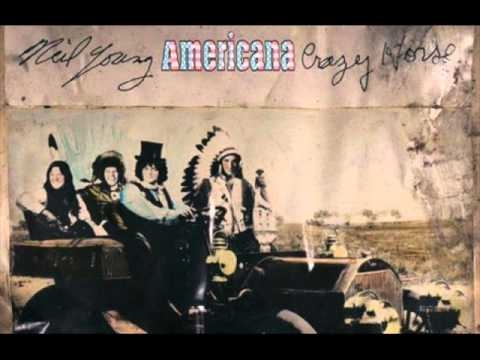 Neil Young & The Crazy Horse - God Save The Queen