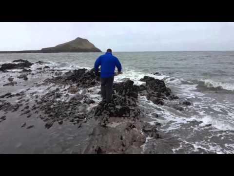 Worms Head Rhossili Bay Wales
