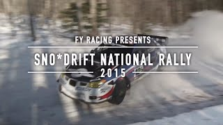 FY RACING - SNO*DRIFT 2015