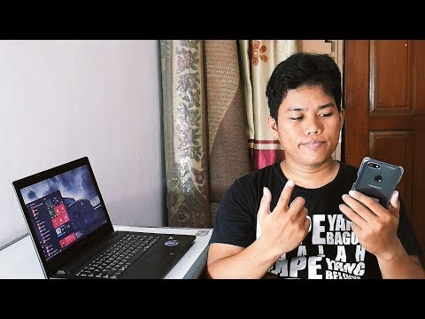 OPPO F5 Black Unboxing Indonesia