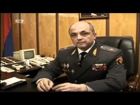 Www.police.am - 02 Armenian Police TV Program - 19.01.2012