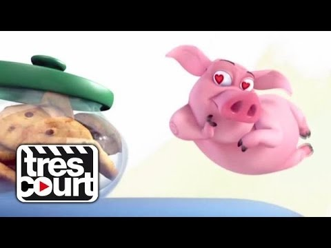 The Greedy Pig - Ormie