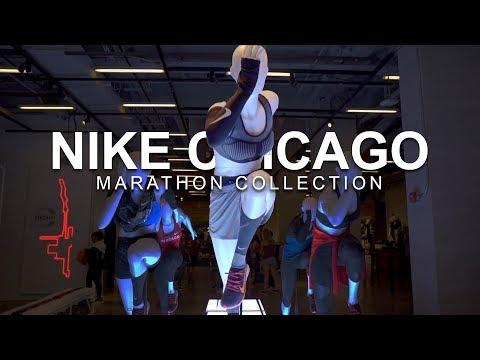 Nike Chicago Marathon Collection 2018