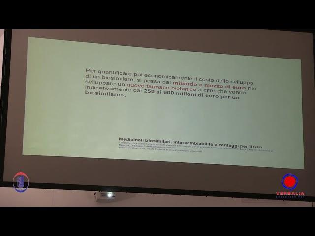 FARMAECONOMIA DELLE EPARINE A BASSO PESO MOLECOLARE NEL LAZIO - G. Palermo