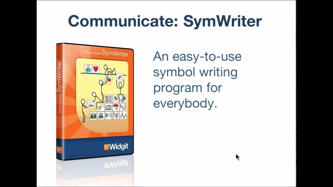 demo symwriter