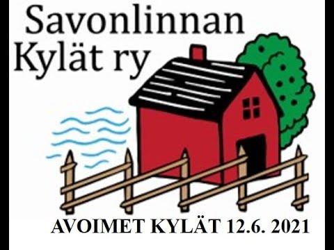 Savonlinnan kylät ry - Elämää onnellisten saarilla