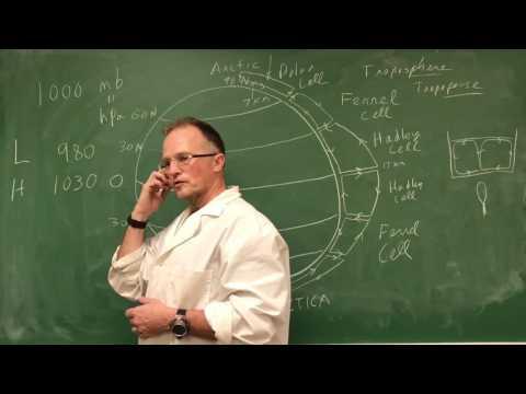 Understanding Atmospheric Circulation Patterns
